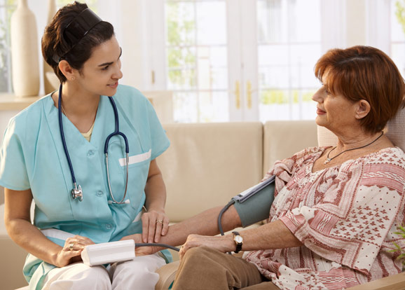 Home Healthcare Blood Pressure