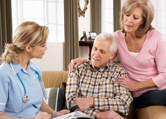 Home Health Care Support